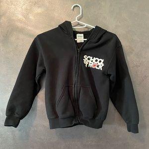 School of Rock kids jacket size medium